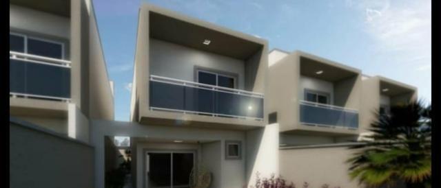 Maravilhosa casa duplex na planta na cidade dos funcionários - Foto 3