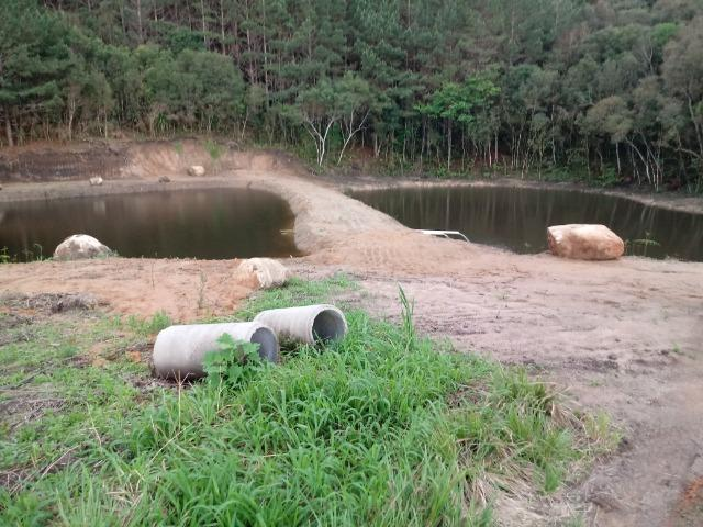 Terreno em lagoa dos ferreiras Mandirituba 24.200m 1 alqueire - Foto 18