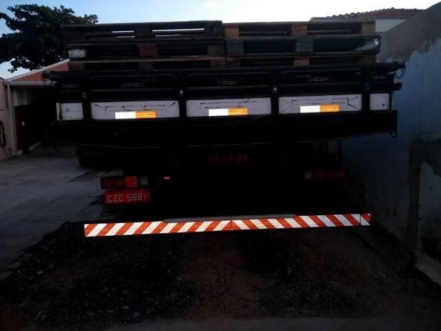 Carroceria Madeira Caminhão Truck - Foto 6