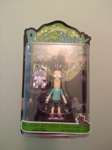 Funko Rick And Morty - Series 1 - Lacrados - Foto 4