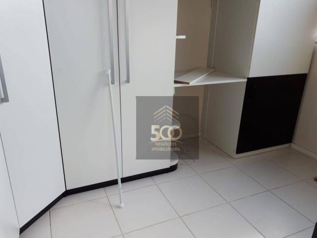 Ap0610 - apartamento com 3 dormitórios à venda, 84 m² por r$ 380.000 - nossa senhora do ro - Foto 13