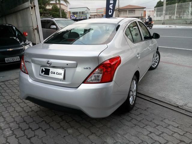 Nissan Versa 1.6 Completo Rodas 9.700KM! Troco Financio - Foto 2