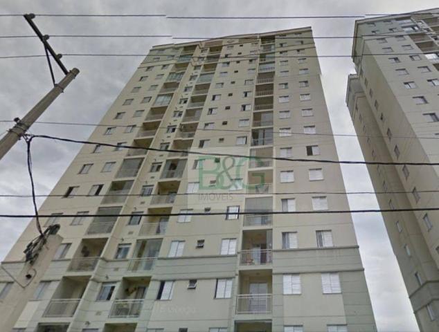 Apartamento com 2 dormitórios à venda, 51 m² por r$ 360.000 - vila prudente - são paulo/sp