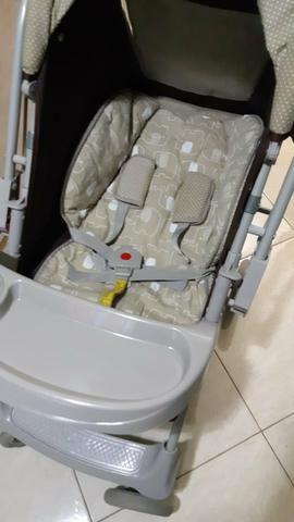 Carrinho de bebê r$ 280,00 - Foto 5