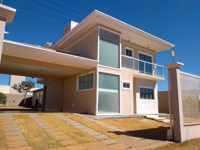 Samuel Pereira oferece: Casa 3 Suites Sobradinho Alto da Boa Vista Moderna Escriturado
