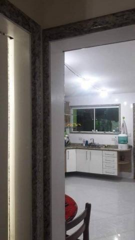 Sobrado com 3 dormitórios para alugar, 130 m² por r$ 1.700,00/mês - parque continental i - - Foto 14