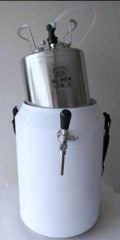 Kit extração cerveja artesanal