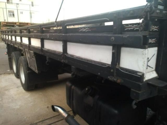 Carroceria Madeira Caminhão Truck