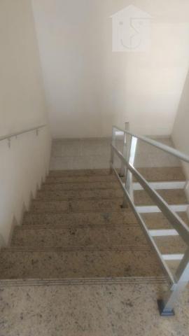 Apartamento com 2 dormitórios para alugar, 65 m² por r$ 750/mês - são josé do imbassaí - m - Foto 2