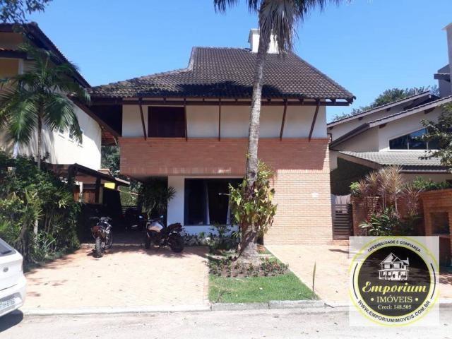 Casa com 5 dormitórios à venda, 300 m² por r$ 1.700.000 - riviera são lourenço - bertioga/ - Foto 4
