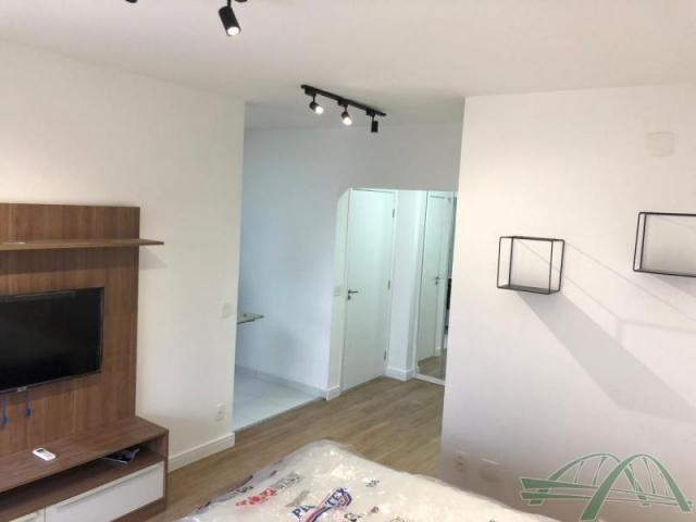 Apartamento para alugar com 1 dormitórios em , cod:24003