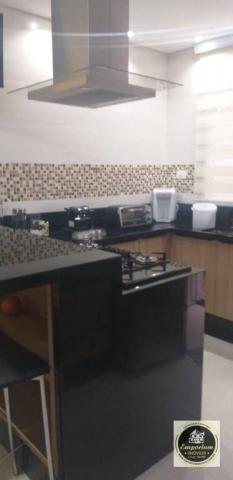 Casa com 2 dormitórios à venda, 250 m² por r$ 450.000 - vila adelaide perella - guarulhos/ - Foto 12