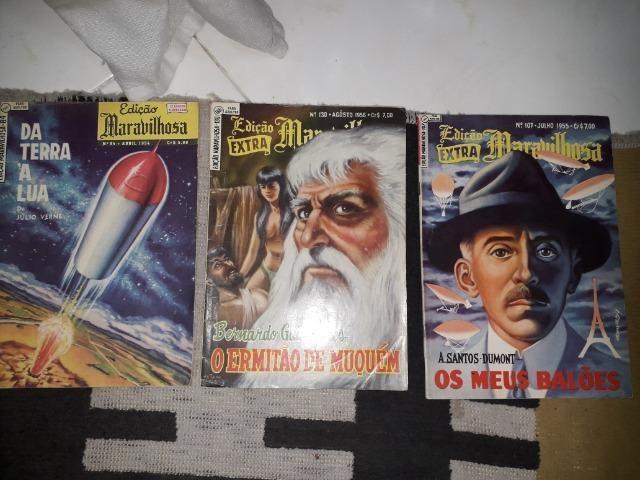 Revistas antigas da ebal - Foto 4