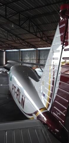 Vendo Avião Carioca 1981 Todo Feito em 2015 Para Pouso Curto - Foto 2
