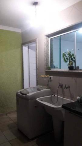 Sobrado com 3 dormitórios para alugar, 130 m² por r$ 1.700,00/mês - parque continental i - - Foto 12