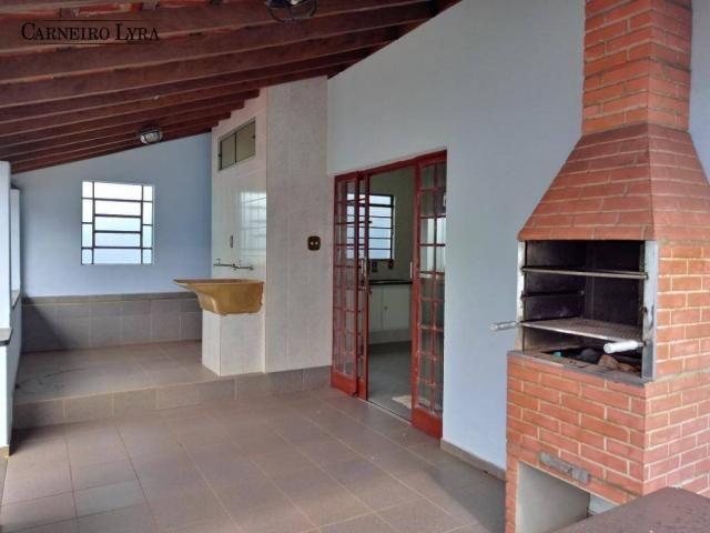 Casa com 3 dormitórios à venda, 330 m² por r$ 370.000,00 - vila sampaio bueno - jaú/sp