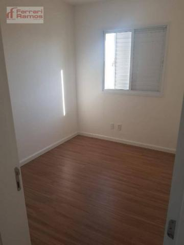 Apartamento com 3 dormitórios à venda, 72 m² por r$ 425.000,00 - vila augusta - guarulhos/ - Foto 3