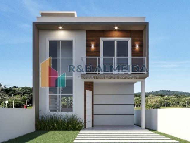 R2/ Simplesmente vai ficar linda, faça já seu projeto, reserva sua casa ainda na planta!!! - Foto 6