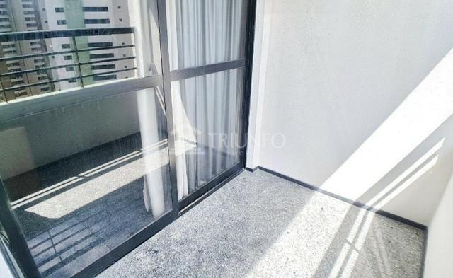 (HN) Ed. Melisa no Meireles com 62m² - 3 quartos - 2 vagas == - Foto 7