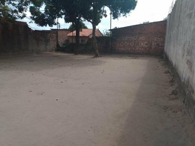 Vendo um terreno situado no Residencial Carlos Augusto - Maiobão ( Negociável)