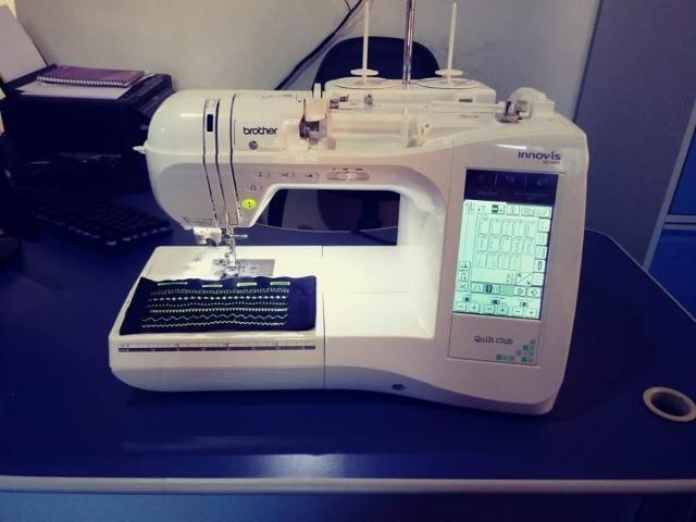 Maquina de costura Patchwork Quilt Brother Innov-ís Qc-1000