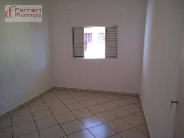 Casa com 3 dormitórios para alugar, 80 m² por r$ 1.350,00/mês - jardim presidente dutra -  - Foto 8