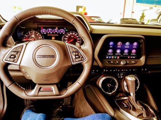 Camaro Ss v8 6.2 2019 AZUL - Foto 4