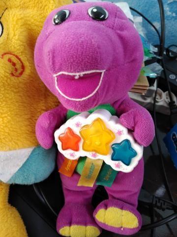 Barney Musical e Bob esponja - Foto 2