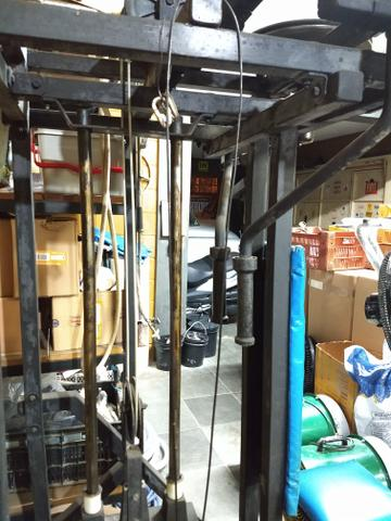 Academia crucifixo Peck deck equipamento - Foto 2