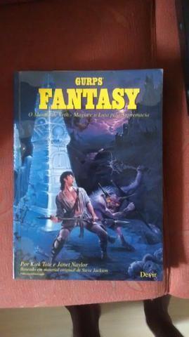 Livros de RPG Gurps - Foto 4