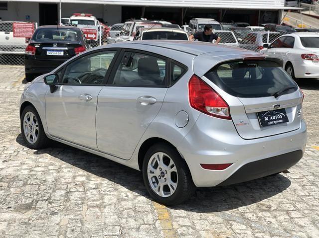 New Fiesta 1.6 SE PowerShift Automático 2014 Completo - Foto 4
