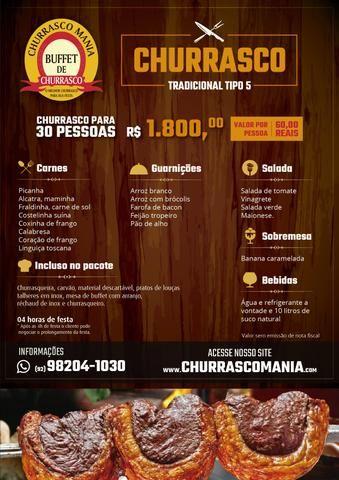 Buffet de Churrasco - Foto 5