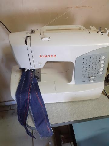 Máquina singer cosmo 7422 - Foto 2