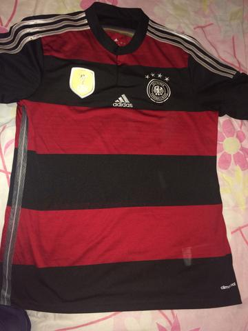 Camiseta Flamengo 2014 Alemanha