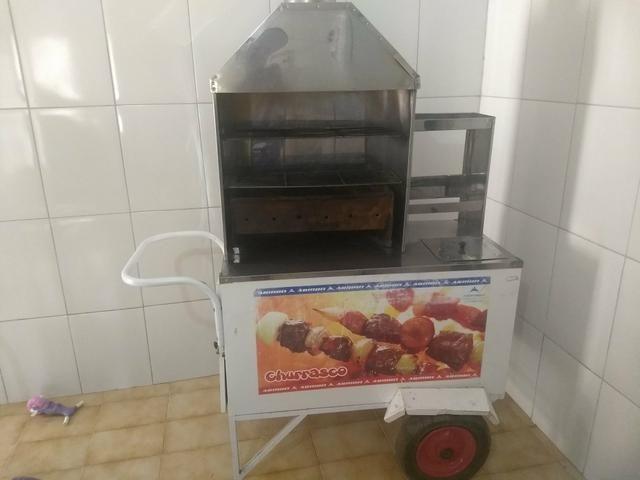 Carrinho de churrasco - Foto 5