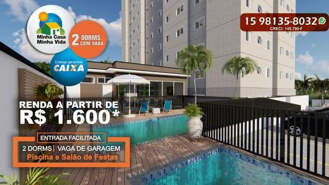 Apartamentos próximos a Av. Ipanema com acabamento completo!