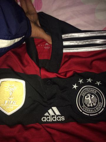 Camiseta Flamengo 2014 Alemanha - Foto 2
