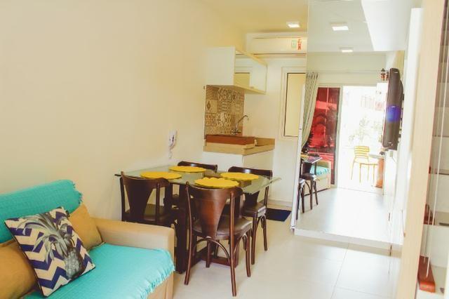 Apartamento para 4 ou 5 pessoas no Solar Água Pipa - Foto 11
