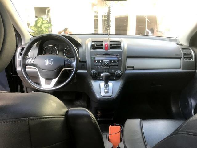 CRV EXL 2011 4AWD completíssima com teto - Foto 8