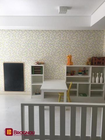 Apartamento à venda com 3 dormitórios em Itacorubi, Florianópolis cod:A41-37366 - Foto 7