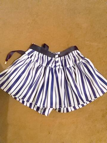 Conjunto shorts saia e blusinha infantil n2 - Foto 5