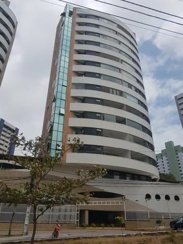 MS - Aluga-se! Apartamento com 2 suítes/ com porcelanato/ nascente - Foto 5