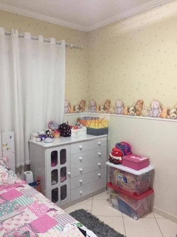Apartamento com 3 dormitórios à venda, 65 m² por r$ 259.990,00 - jardim pacaembu - valinho - Foto 11