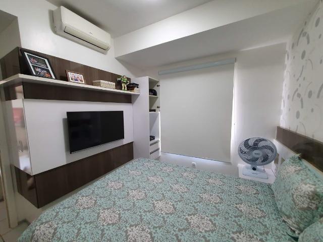 Apartamento a venda no Brisas Altos do Calhau, 2 quartos, todo projetado R$ 260.000,00 - Foto 9