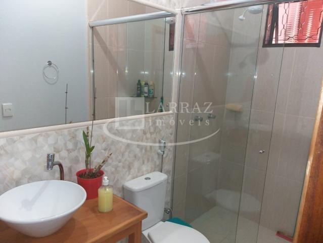 Linda casa para venda no parque ribeirao, 3 dormitorios sendo 2 suites, varanda gourmet, ó - Foto 13