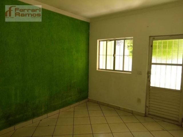 Casa com 3 dormitórios para alugar, 80 m² por r$ 1.350,00/mês - jardim presidente dutra -  - Foto 7
