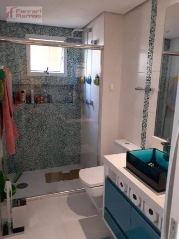 Apartamento com 3 dormitórios à venda, 92 m² por r$ 699.000 - vila augusta - guarulhos/sp - Foto 20
