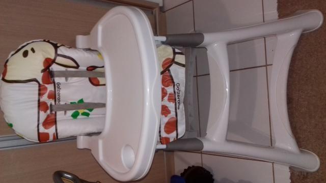 Vendo cadeira de alimentação - Foto 3