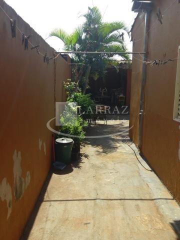 Casa para venda no parque ribeirão preto, 2 dormitorios sendo 1 suite, quintal com varanda - Foto 9