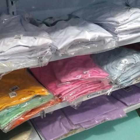 Blusas para Sublimação e Silk - Foto 2